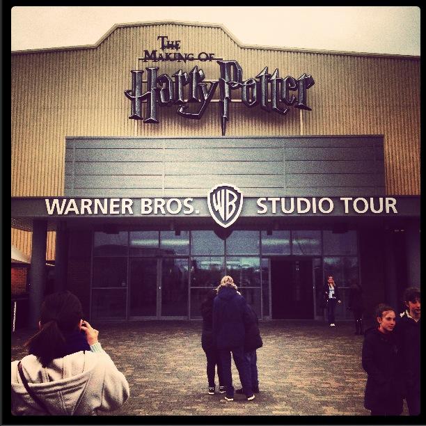 Harry Potter orgie
